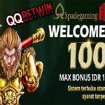 Bonus Deposit Perdana IDR 1 Juta Situs Slot Online Terpercaya QQBetwin